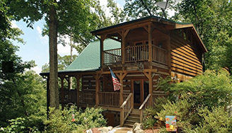 serenity cabin wears valley